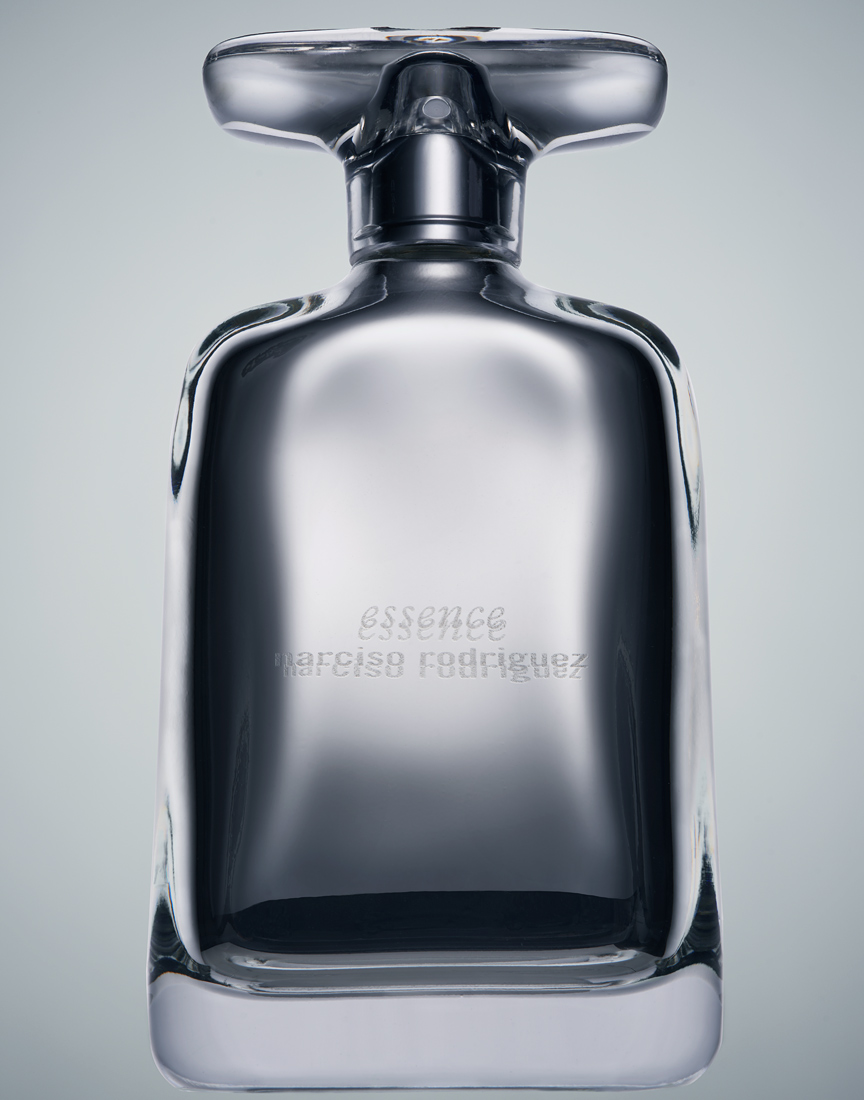 narciso rodriguez perfume on grey background narciso rodriguez